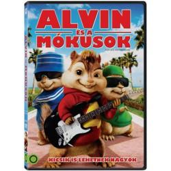 DVD Alvin és a mókusok