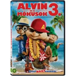 DVD Alvin és a mókusok 3.
