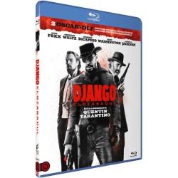 Blu-ray Django elszabadul