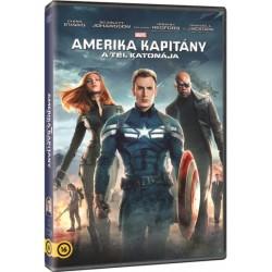 DVD Amerika kapitány: A tél katonája