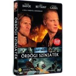 DVD Ördögi színjáték - A Pap, a Várúr és a Boszorkány