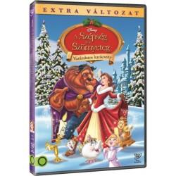 DVD A Szépség és a Szörnyeteg - Varázslatos karácsony (extra változat)
