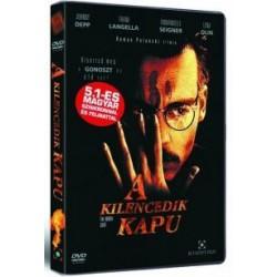 DVD A kilencedik kapu