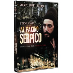 DVD Serpico (slim tokos kiadás)
