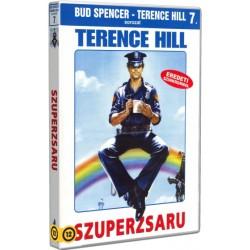 DVD Szuperzsaru