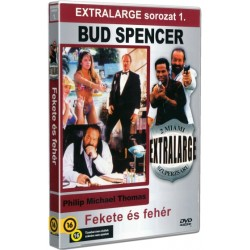 DVD Extralarge 1. - Fekete és fehér
