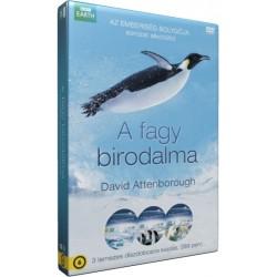 DVD A fagy birodalma (3 lemezes díszdobozos kiadás)
