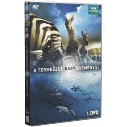 DVD A természet nagy eseményei 1. rész