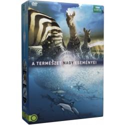 DVD A természet nagy eseményei (3 lemezes gyűjtemény)