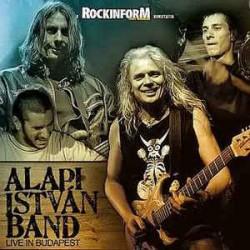 CD Alapi István Band: Live in Budapest