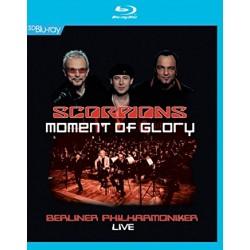 Blu-ray Scorpions: Moment Of Glory