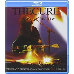 Blu-ray The Cure: Trilogy