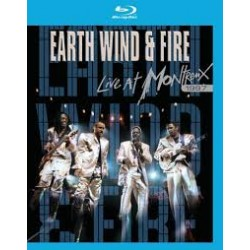 Blu-ray Earth, Wind & Fire: Live At Montreux 1997