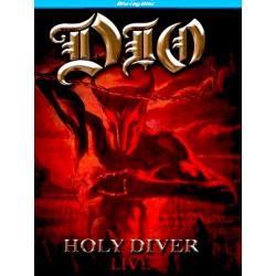 Blu-ray Dio: Holy Diver - Live
