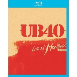 Blu-ray UB40: Live At Montreux 2002