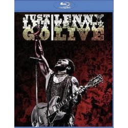 Blu-ray Lenny Kravitz: Just Let Go - Live