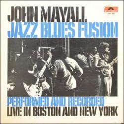 CD John Mayall: Jazz Blues Fusion