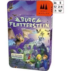 Flatterstein vára - Burg Flatterstein (fémdobozos kiadás)