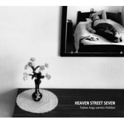 CD Heaven Street Seven: Tudom, hogy szeretsz titokban (Digipak)