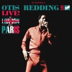 CD Otis Redding: Live In London and Paris