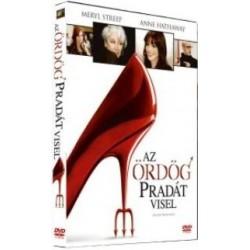 DVD Az ördög Pradát visel