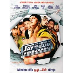 DVD Jay és Néma Bob visszavág