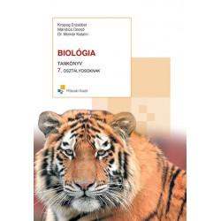 Biológia tankönyv 7. osztályosoknak