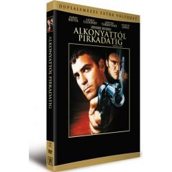 DVD Alkonyattól pirkadatig (duplalemezes extra változat)