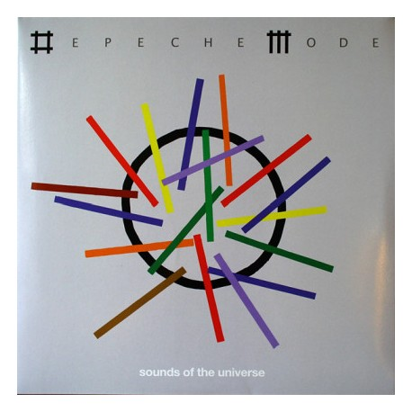 CD Depeche Mode: Sounds of the Universe