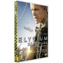 DVD Elysium - Zárt világ