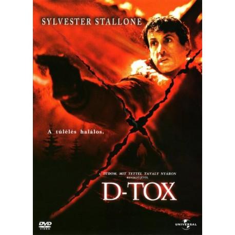DVD D-Tox (slim tokos kiadás)