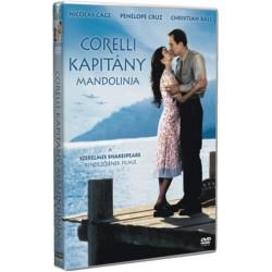 DVD Corelli kapitány mandolinja