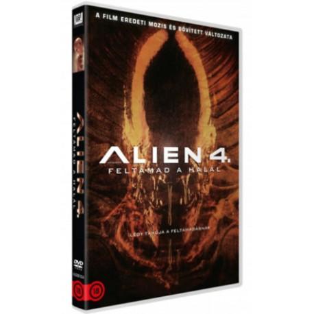 DVD Alien 4 - Feltámad a halál (extra változat)