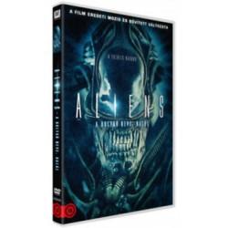 DVD Aliens - A bolygó neve: Halál
