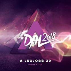 CD A Dal 2018: A legjobb 30 (2CD)