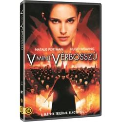 DVD V mint vérbosszú