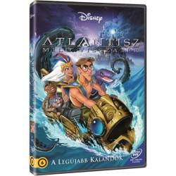 DVD Atlantisz - Miló visszatér