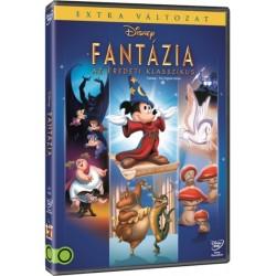 DVD Fantázia - Az eredeti klasszikus (extra változat)