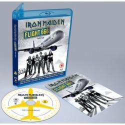 Blu-ray Iron Maiden: Flight 666 - The Film