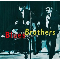 CD The Blues Brothers: Definitive Collection