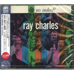 CD Ray Charles: Yes Indeed! (Japanese Edition)