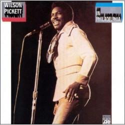 CD Wilson Pickett: Wilson Pickett In Philadelphia (Japanese Edition +3 Bonus)