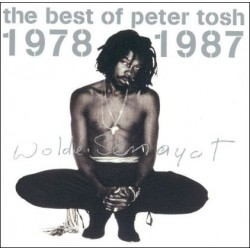 CD Peter Tosh: The Best Of Peter Tosh 1978-1987