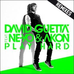 CD David Guetta: Play Hard Remixes