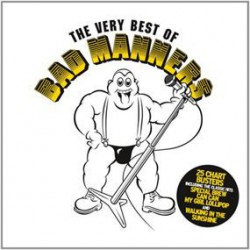 CD Bad Manners: The Very Best Of Bad Manners