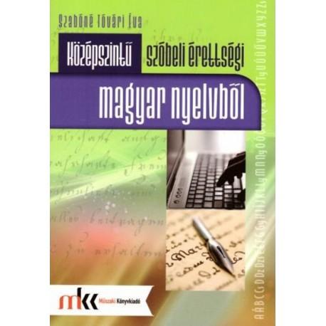 Középszintű szóbeli érettségi magyar nyelvből