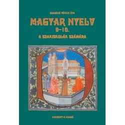 Magyar nyelv 9-10. a szakiskolák számára