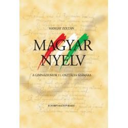Magyar nyelv a gimnáziumok 11. osztálya számára