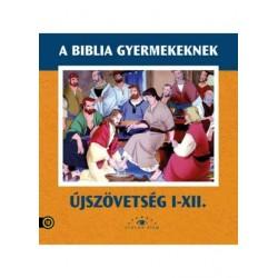 DVD Az Újtestamentum díszdoboz (12DVD)