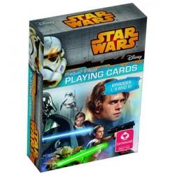 Star Wars I-III. kártya
